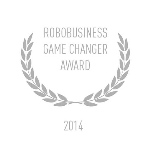 Robobusiness Game Changer AWARD